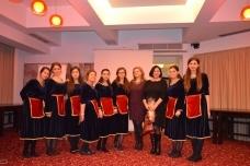 Ansamblul de dansuri armenesti