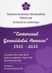 Centenarul Genocidului Armean la Iasi