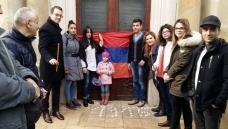 Comemorarea Genocidului Armean la Iaşi