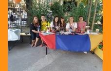 Participare la Festivalul Strada Armenească