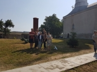 Participanţi la Hramui Mănăstirii Hagigadar