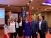 Nelly Potikian a participat alături de ambasadorul Republicii Armenia în România, Sergey Minasyan la festivitatea dedicată deschiderii noului zbor București-Yerevan