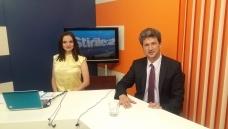 Emisiune dedicată Centernarului UAR la Tele M Iași