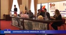 Centenarul UAR la Apollonia TV