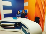 Centenarul UAR la Știrile Zilei Tele M Iași