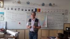 Orele de educație interculturală la Școala Gimnazială George Călinescu din Iași