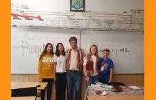 Ziua limbii alfabetului și culturii armene la Școala Gimnazială George Călinescu din Iași