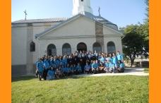 Tabăra de vară a tineretului armean – Suceava 11-15 august 2011