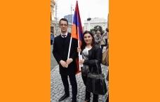 Comemorarea Genocidului Armean la Bucureşti
